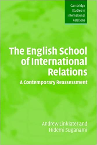Book The English School of International Relations: A Contemporary Reassessment (Cambridge Studies in International Relations) by Andrew Linklater (2010-08-02)