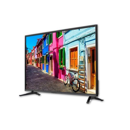 Sceptre 40'' 1080p 60Hz LED HDTV with Built-in DVD Player by SCEPTRE E405BD-F
