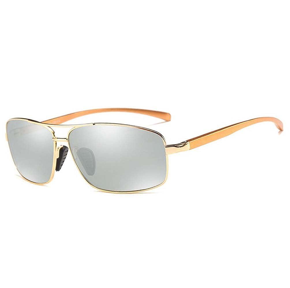 Amazon.com: Polaris anteojos de sol polarizadas Hombres ...