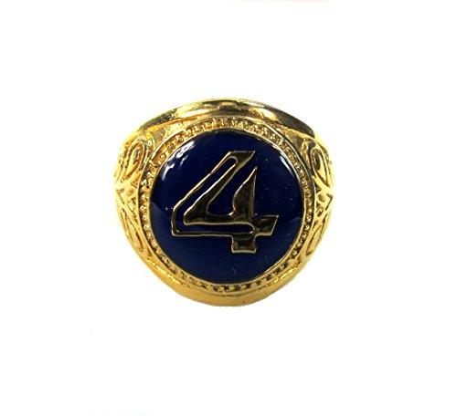 Anchorman Ring Ron Burgundy (US 10) ()