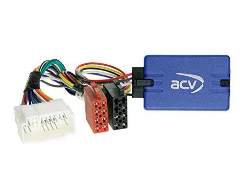 ACV 42/ /2011/On Clarion /Sz 5/801//Steering Wheel Remote Control Adaptor LFB Suzuki Grand Vitara 2005/