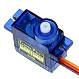 Puuli Tower Pro SG90 9G micro small servo motor for RC Robot Helicopter Airplane Boat controls