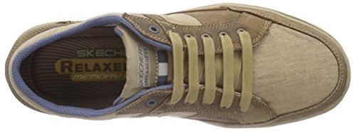 Skechers Defineprevo - Zapatillas Hombre Marrón - Braun (TAN)