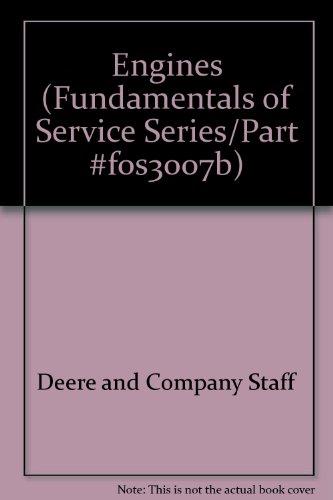 Engines (Fundamentals of Service Series/Part #F0S3007B)