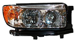TYC 20-6783-00 Subaru Forester Passenger Side Headlight Assembly