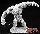 Reaper Miniatures Flesh Golem #02865 Dark Heaven Legends Unpainted Metal Figure