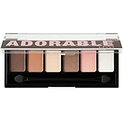 NYX Cosmetics The Adorable Shadow Palette, 0.035 Ounce