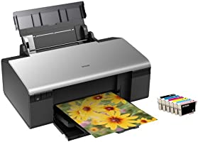 Epson Stylus Photo R285 - Impresora de Tinta Color (37 ppm ...
