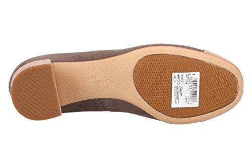 Mia Marron Clarks 26131309 Orabella Chaussures fgtBqRn8
