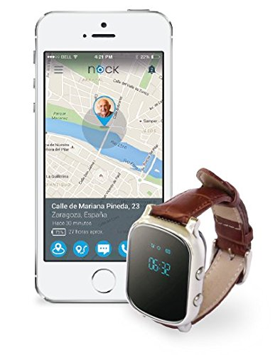 Reloj localizador GPS para personas con Alzheimer