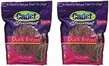 Cadet Duck Dog Treats, 2.5-Pounds (2-Pack)