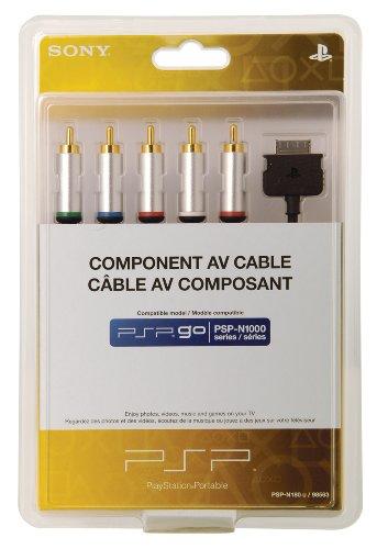 PSPgo Component AV Cable