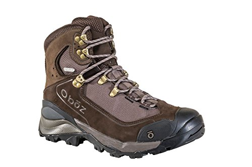 Oboz Wind River III B-Dry Hiking Shoe - Men's Bark Brown 10.5