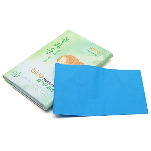 So Beauty 1 pc Premium Oil Blotting Paper 50 Sheets, Approx 10cm x7cm