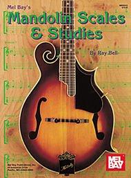 MelBay 195791 Mandolin Scales Studies Printed Music