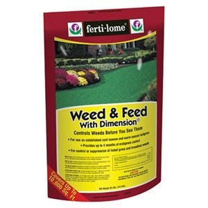 vpg-11919-weed-and-feed-with-dimension-weed-killer-32-pound