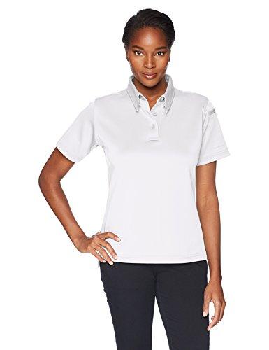 Propper Mens I.C.E. Women's Performance Polo - Short Sleeve, White, X-Large