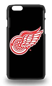 Waterdrop Snap On NHL Detroit Red Wings Case For Iphone 6 ( Custom Picture iPhone 6, iPhone 6 PLUS, iPhone 5, iPhone 5S, iPhone 5C, iPhone 4, iPhone 4S,Galaxy S6,Galaxy S5,Galaxy S4,Galaxy S3,Note 3,iPad Mini-Mini 2,iPad Air )