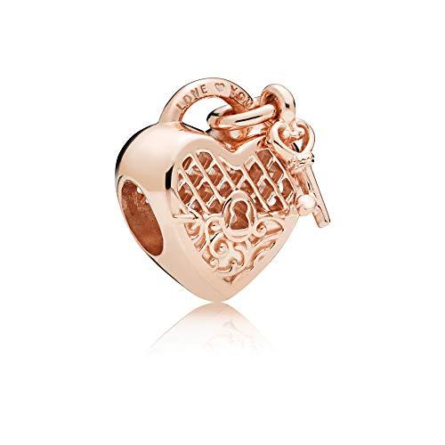 Pandora Rose Love You Lock...