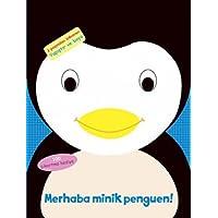Merhaba Minik Penguen!: 2 Yaşından İtibaren Yapıştır ve Boya - 100 Çıkartma Hediye