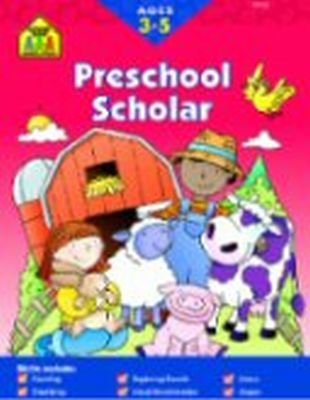 Workbook Preschool Scholar 32P 36 pcs SKU# 905212MA