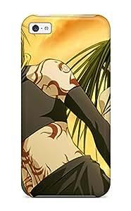 CC WalkingDead Fashion Protective Envy Fullmetal Alchemist Case Cover For Iphone 5c