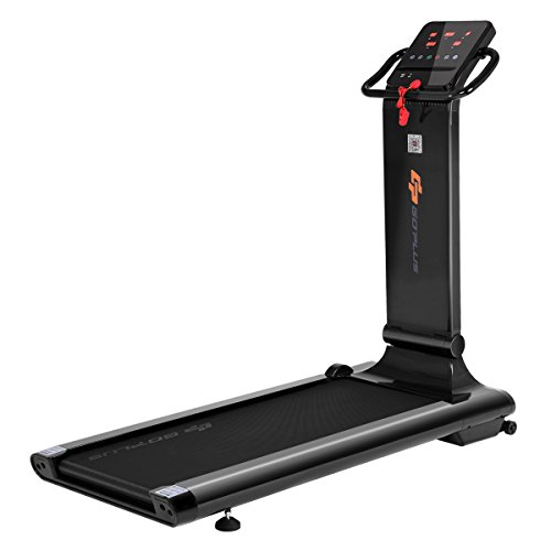 Goplus 1.5HP Electric Folding Treadmill Portable
