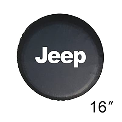 Spare Wheel Tire Cover R16 Fit Jeep Wrangler,Liberty Classic Grill