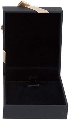 Depory Estuche Joyero Pequeño, Mini Caja Almacenamiento Portable para Joyería, Organizador de Viaje de Joyas para Collares Pendientes Aretes Pulseras Anillos: Amazon.es: Joyería