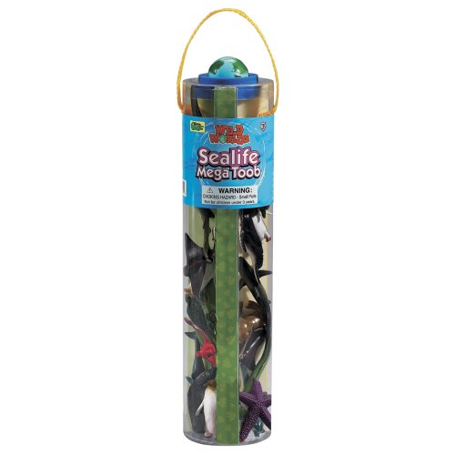 Safari Ltd Sealife Mega TOOB Ocean Toob