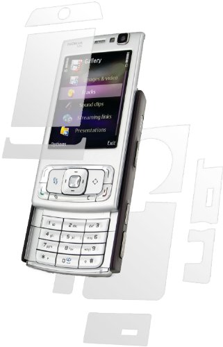 Clear Coat Clear-Coat Full Body Scratch Protector for the Nokia N95-3