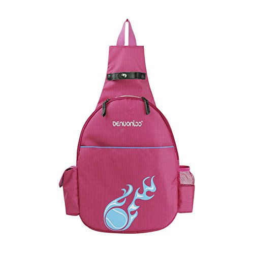 Double Strap Tennis Bag - 8