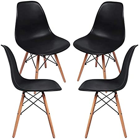 Regalos Miguel - Packs Sillas Comedor - Pack 4 Sillas Tower Basic ...