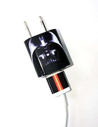 Tech Tattz USB Star Wars Charger Skin Stickers (Darth Vader)