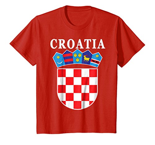 l Coat of Arms T-shirt 6 Red ()