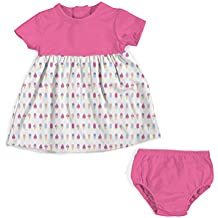 Magnetic Me Ice Cream Modal Dress Set and Diaper Cover 2-Piece Set