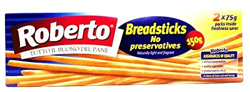 Roberto Breadsticks, 4.4 oz (Pack of 4)