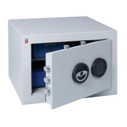 Sistec Betäubungsmitteltresor BTM Tresor 330x450x400mm , EN 1143-1 Klasse I , Elektronikschloss