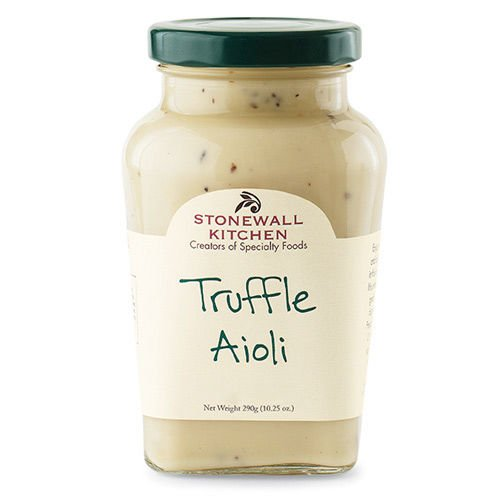 - Stonewall Kitchen Truffle Aioli, 10.25 Ounce