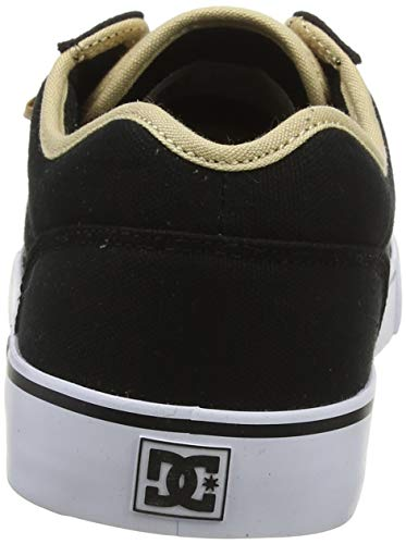 Tonik nere da uomo Scarpe skateboard kaki Scarpe nero Tx Dc 0kh gxnfR5Cq