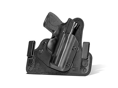 Alien Gear holsters S&W M&P Shield 9mm Cloak Tuck 3.5 IWB Holster