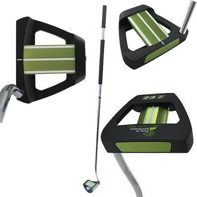 Palm Springs 2EZ Belly Putter 43″ Men's Right Hand, Outdoor Stuffs