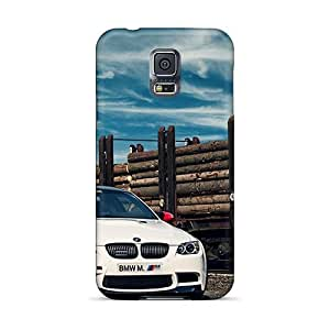 Galaxy Covers Cases - Bmw M3 E92 White Protective Cases Compatibel With Galaxy S5