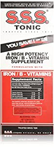 S.S.S. B - Complex Vitamin Tonic Liquid - 20 Oz by S.S.S. CO
