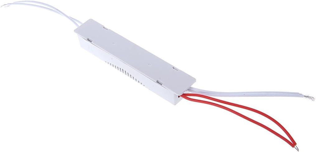 JOYKK Elektronisches Vorschaltger/ät f/ür Leuchtstofflampen Gl/ühlampe 18-22W AC220V f/ür Scheinwerfer von T4 Wei/ß /& Rot