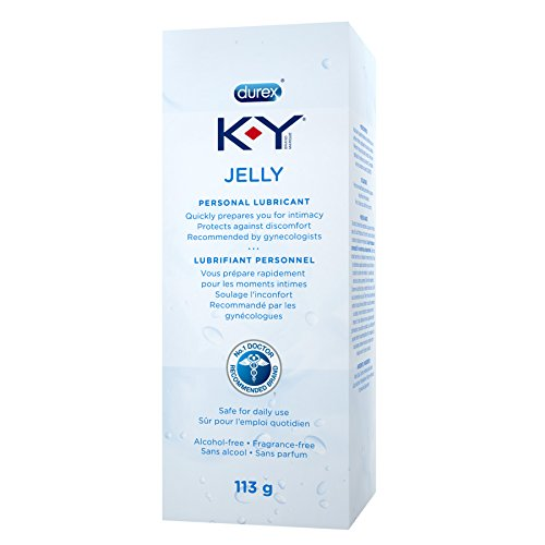 K-Y Jelly, Vaginal Lube Moisturizer and