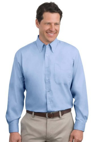 port-authority-long-sleeve-easy-care-shirt-light-blue-light-stone-s608-xxl