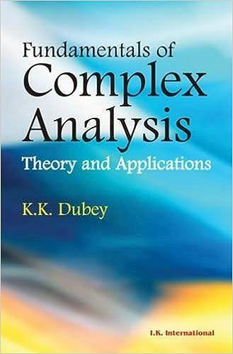 analysis Fundamentals of complex