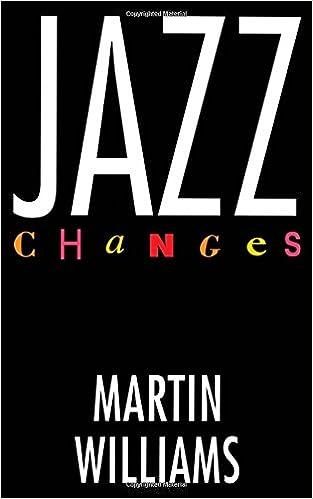 Book Jazz Changes