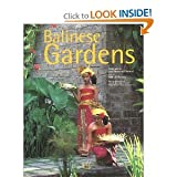img - for Balinese Gardens book / textbook / text book